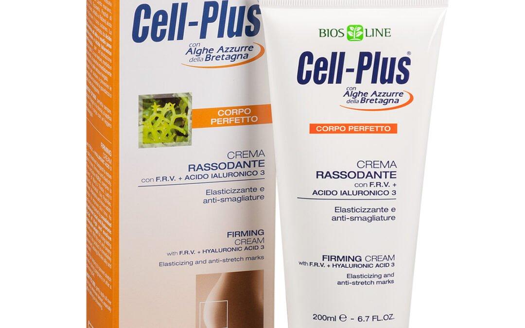 CELL PLUS RASSODANTE FRV + ACIDO IALURONICO 3 BIOSLINE