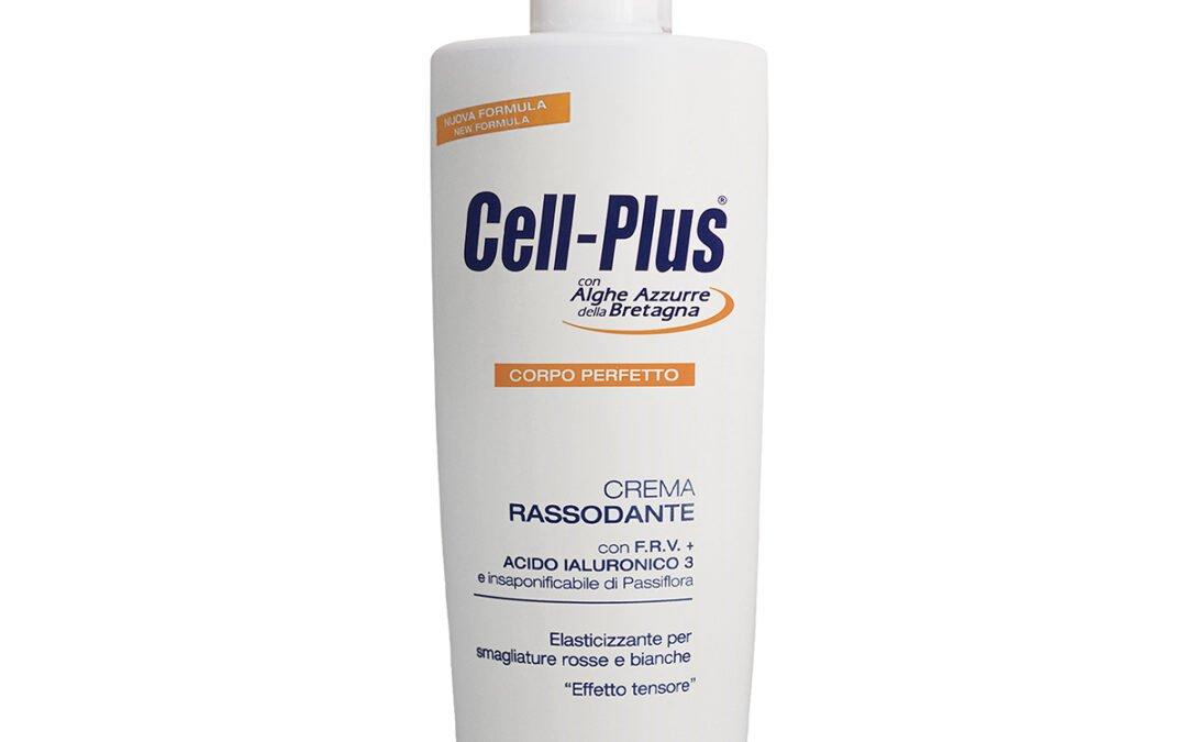 CELL PLUS RASSODANTE FRV + ACIDO IALURONICO 3 BIOSLINE ml.400